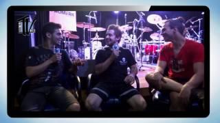Bruno Valverde & Eloy Casagrande Together on Drum Talk TV!