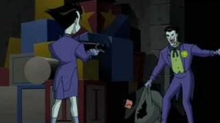 The death of the joker