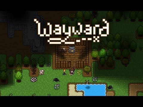 Lost Island Survival! - Wayward Gameplay Impressions 2019