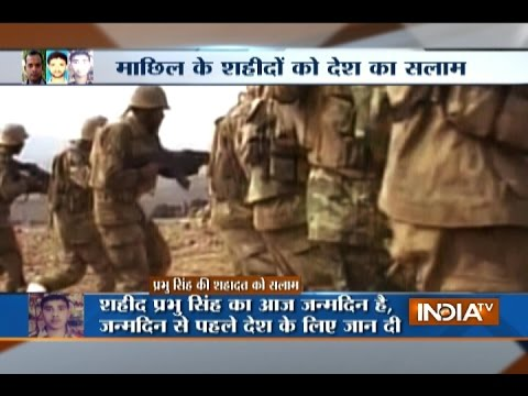 Indian Army Giving a Befitting Reply to Pak Rangers for Violating Ceasefire at LoC