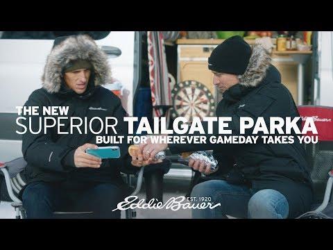 Men's Superior Tailgate Parka large version