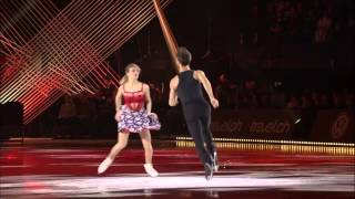 Art on Ice 2015 - Papadakis & Cizeron / Marc Sway / Band / Non, Non, Non & Severina