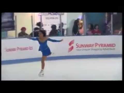 ice skating ASIA Skate 2012 Malaysia