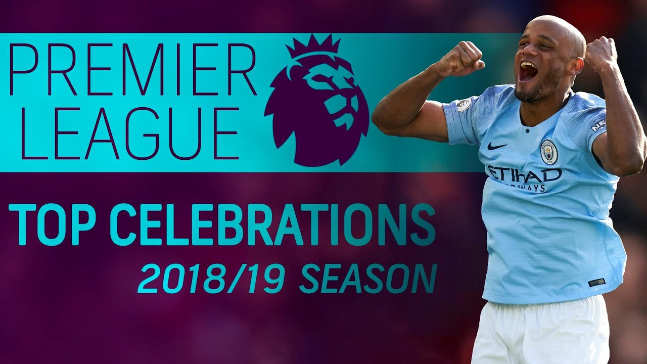 Top Premier League goal celebrations of 2018-19 season | NBC Sports