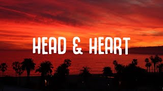Joel Corry x MNEK - Head & Heart (Lyrics) Tiesto Remix