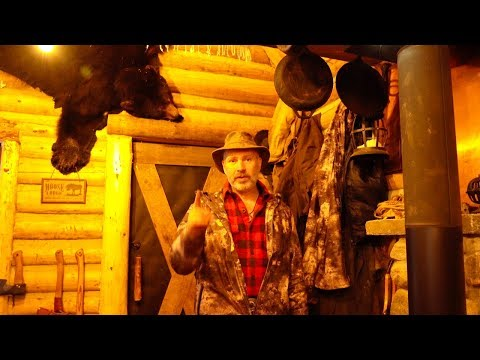 Forest to Kitchen | Off Grid Food Storage | Butcher Wild Game