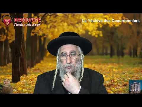 """Les Contes de Rabbi Nahman: """"L'infirme"""" cours n°17 (27/10/20)"""