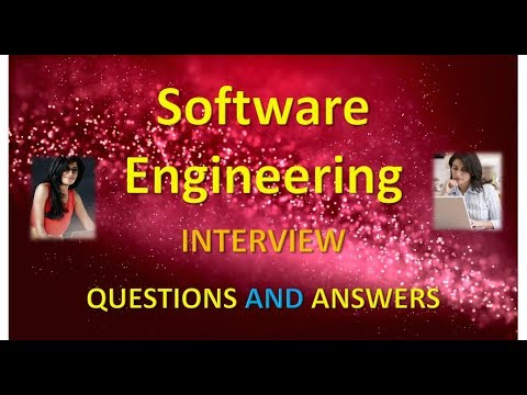 Software Engineering Interview Question and Answers