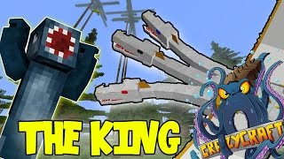 Minecraft - Crazy Craft 2.2 - The King & Queen! [18]