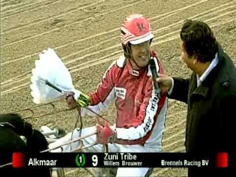 Zuni Tribe & Willem Brouwer winnen voor eig. Netl Racing B.V. - Alkmaar 7 mei 2012