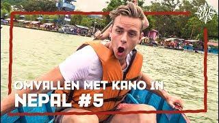 OMVALLEN MET KANO?! | NEPAL #5 | Furtjuh & Thomas VS Gekke Markie & Laurens