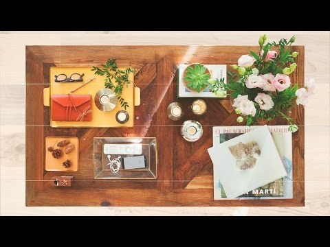 La mesa de centro perfecta