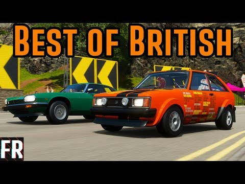 Forza Horizon 4 - Best Of British thumbnail