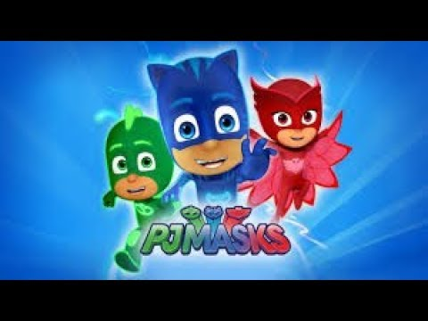 Pj Masks Super Pigiamini Sigla Italiano bimbi tv