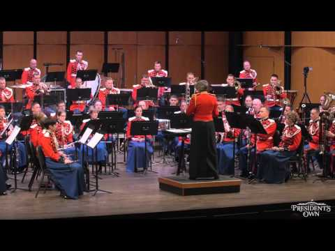 """HOLST The Planets: 1. Mars, the Bringer of War - """"The President's Own"""" U.S. Marine Band"""