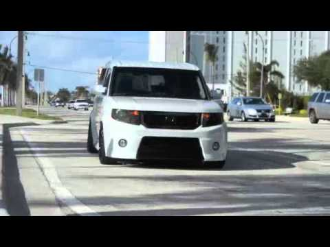 Lowered Honda Element Sc Youtube