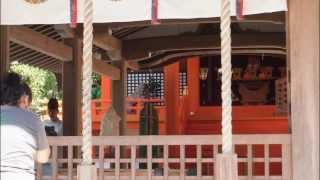 京都亀岡のパワースポット神社 出雲大神宮 丹波國一之宮