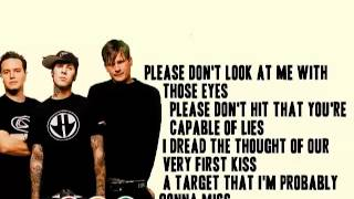 blink 182 - First Date Lyrics