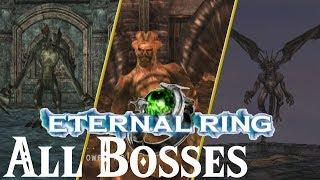 Eternal Ring // All Bosses + Ending