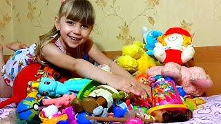ПРОЩАЙТЕ ЛЮБИМЫЕ ИГРУШКИ Отнесли мешок с игрушками в детский сад ЧУТЬ НЕ ЗАПЛАКАЛА