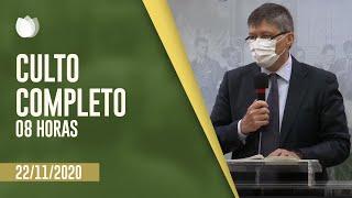 CULTO MATUTINO 8H   Igreja Presbiteriana de Pinheiros   IPP TV