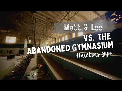 Matt & Lee vs. The Abandoned Gymnasium - Hawkins Gym, Hattiesburg Mississippi