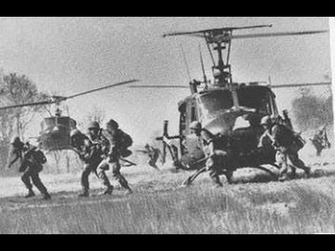 173rd AHC Robinhoods Lai Khe Vietnam Raw Footage 1966-67