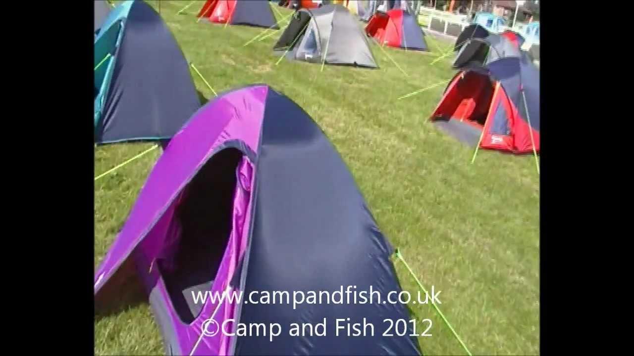 Gelert Eiger 2 Tent & Gelert Eiger 2 Tent - YouTube