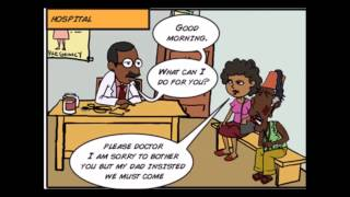 Useni Goes To The Doctor