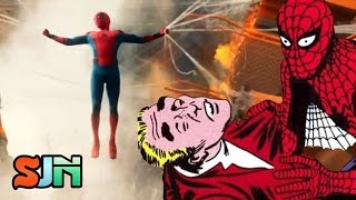 Spider-Man  Homecoming: An Origin Without The Origin