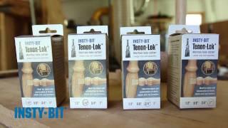 Tenon-lok Dovetail Drill Bit