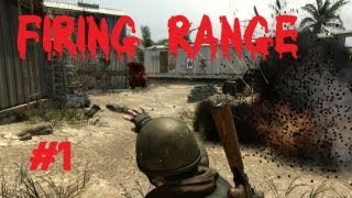 Custom Zombies - TMG Firing Range: There