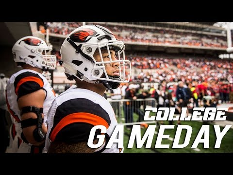 What's a College Gameday Like?! vs IDAHO STATE