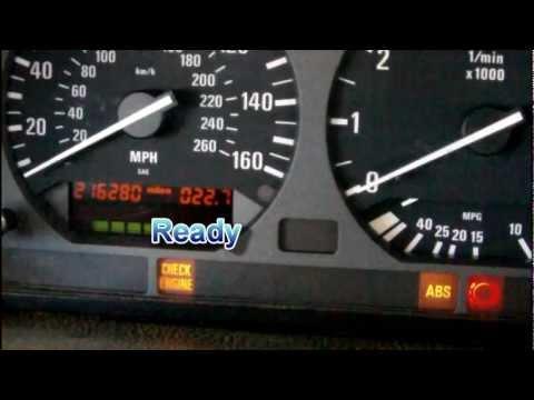 BMW DIAGNOSTIC CODES