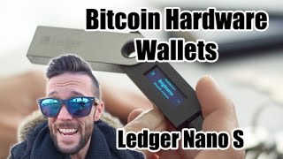 How To Use A Bitcoin Hardware Wallet - Ledger Nano S