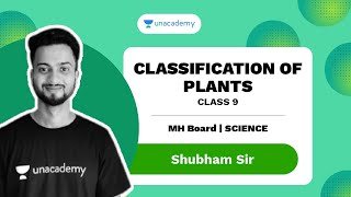 Classification of Plants   Class 9   Science   MH Board   Shubham Sir