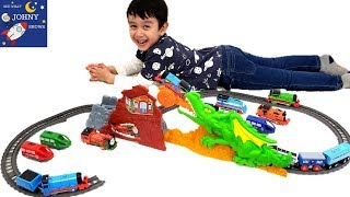 Thomas And Friends Trackmaster Dragon Escape Set With Brio Train & Toy Trains