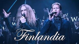 Jarkko Ahola & Waltteri Torikka - Finlandia (Hartwall Arena)
