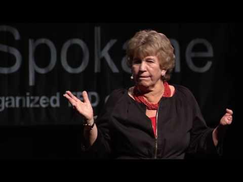 The Gift of Teaching | Linda Seppa-Salisbury | TEDxSpokane