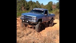 1997 chevy k1500 single cab lifted