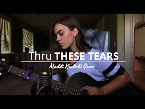 LANY - Thru These Tears (Maddi Krulicki Cover)