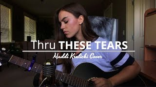 LANY - Thru These Tears (Maddi Krulicki Cover)