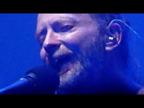 Radiohead How To Disappear Completely Live American Airlines Arena Miami FL March 30 2017