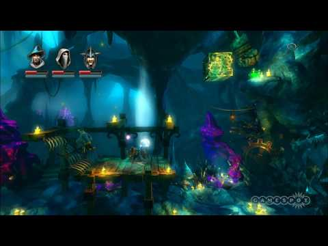 Trine Video Review by GameSpot