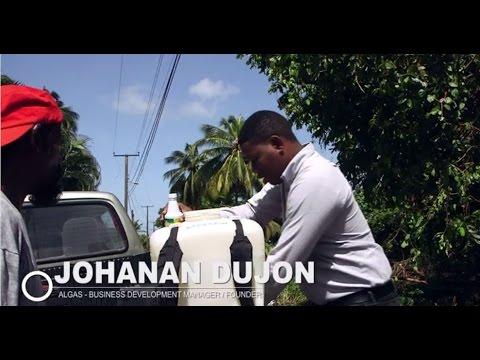 Young Entrepreneur Highlight-Johanan Dujon-Algas Organics