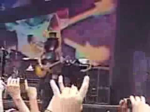 Slash - Paradise City (Download Festival, Donington Park, 13th June 2010)