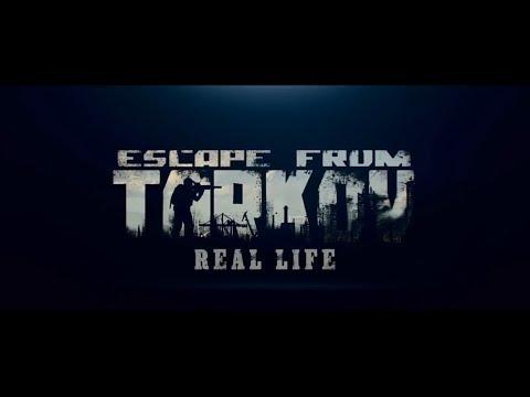 Escape From Tarkov Real Life | Квест Лыжника #1