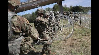 Behold The Sheer Lunacy Of Trump Sending Troops To The Border