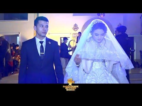 Shoxrux & Intizorxon wedding day Gurlan Guliston to'y Fayz to'yxonasida