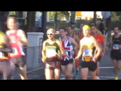 Amsterdam Marathon 2016 (Part 1 of 4) - The first group of runners